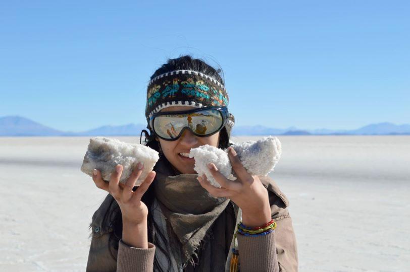 El gran Salar de Uyuni y sus alrededores