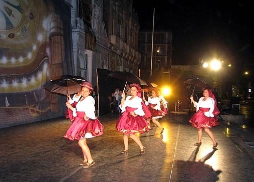 Kallawayas - Danza del Carnaval de Oruro