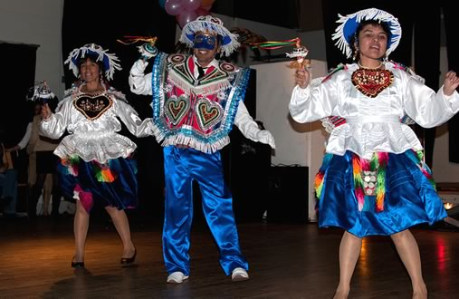 Kullawada - Danza del Carnaval de Oruro
