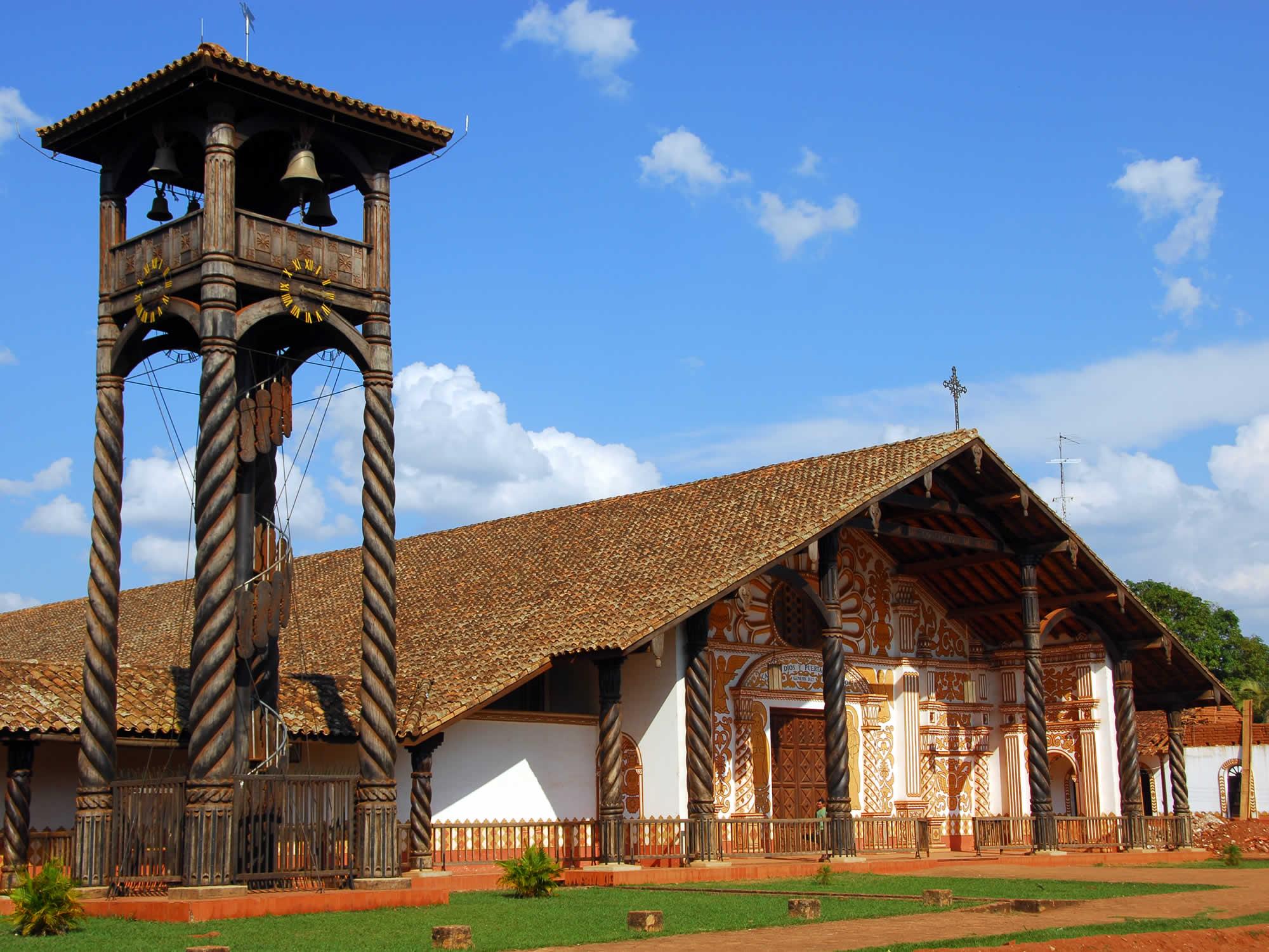Las Misiones Jesuíticas de la Chiquitania, Bolivia