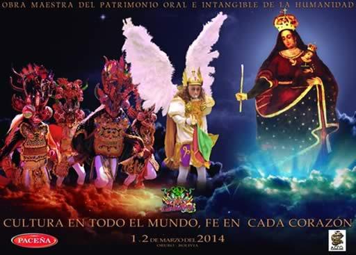 El Majestuoso Carnaval de Oruro, Bolivia