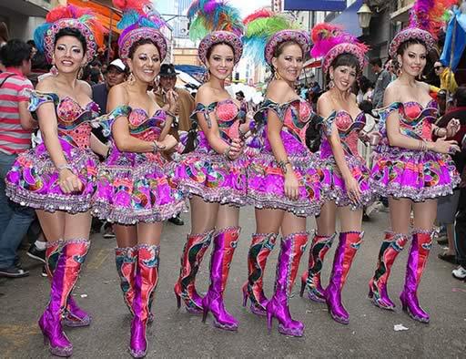 Programa del carnaval de oruro 2014 - Trajes de carnavales originales ...