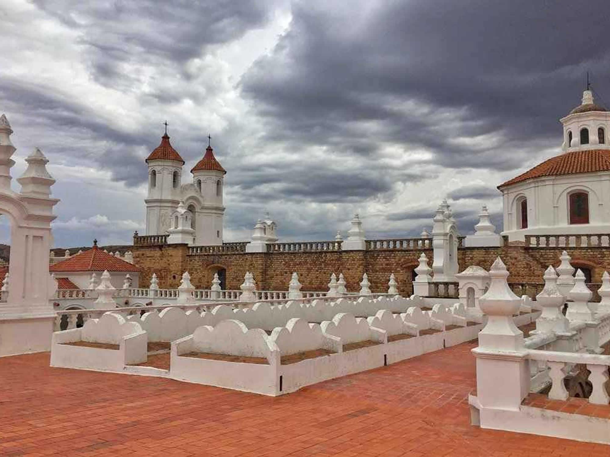 Ciudades Coloniales en Bolivia