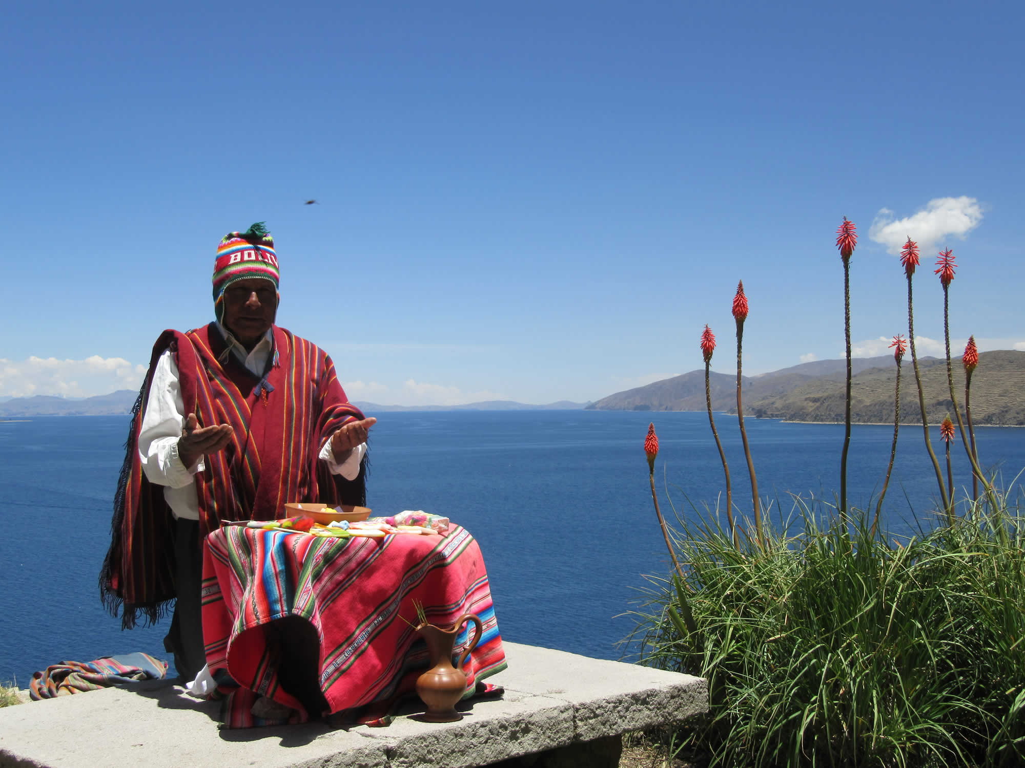 Un itinerario para descubrir Bolivia