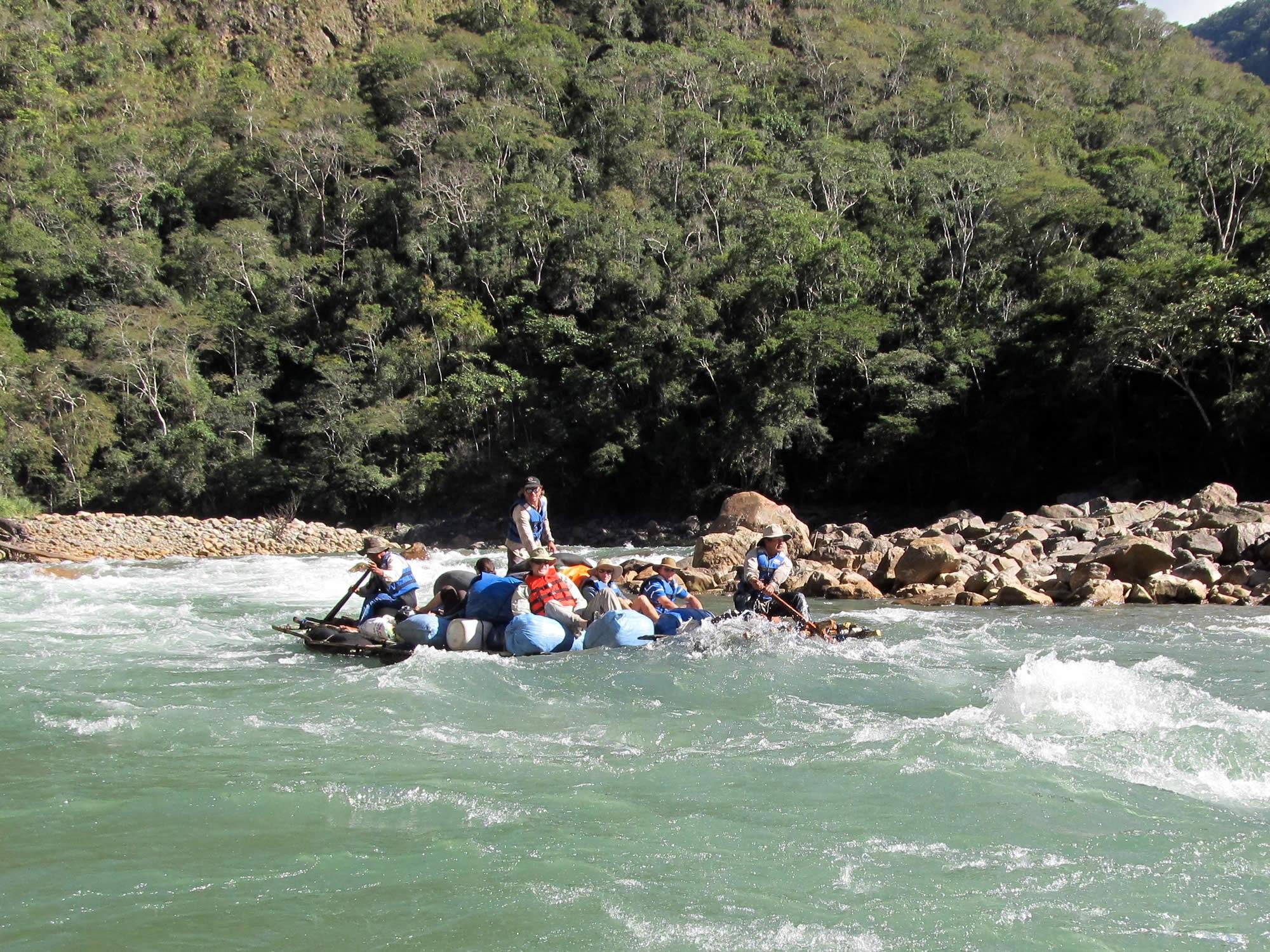 Guía de turismo aventura para Bolivia