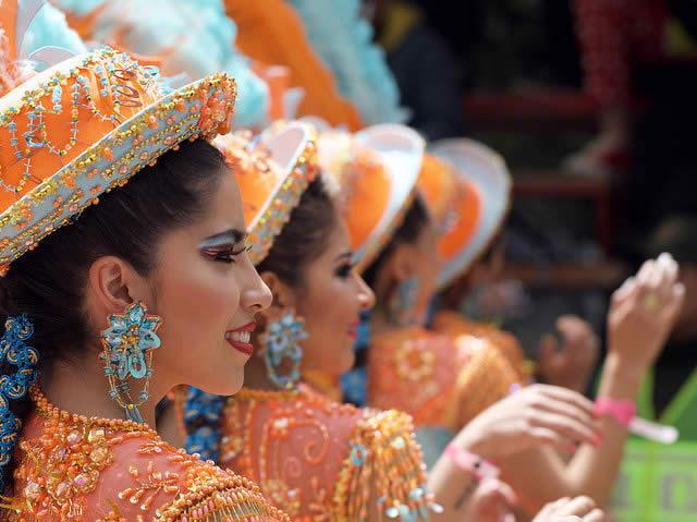 Asesoramiento y consejos sobre viajar al Carnaval de Oruro
