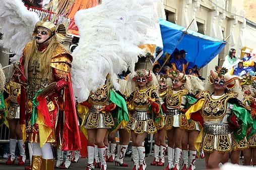 La Diablada - Danza del Carnaval de Oruro