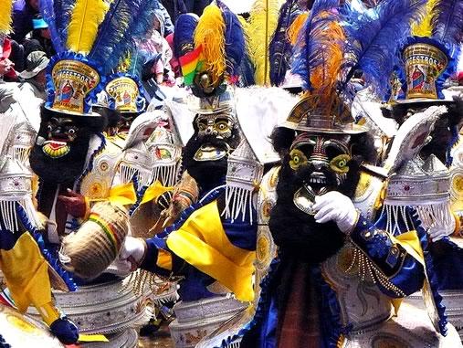 La Morenada - Danza del Carnaval de Oruro