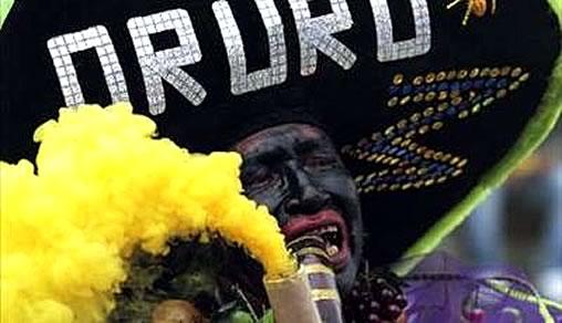 Negritos - Danza del Carnaval de Oruro