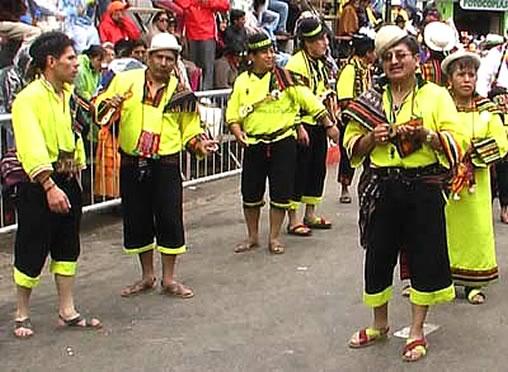 Potolos - Danza del Carnaval de Oruro