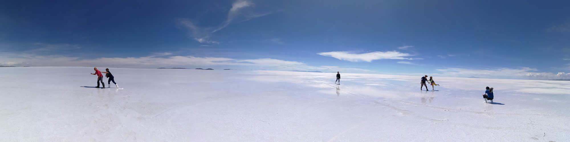 Salar Bolivia Panorama 2019