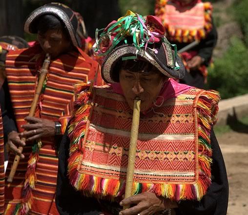 Tarqueada - Danza del Carnaval de Oruro