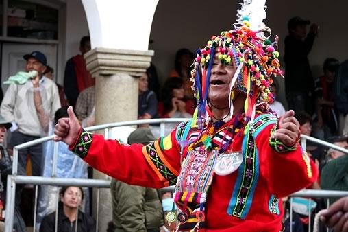Tinkus - Danza del Carnaval de Oruro