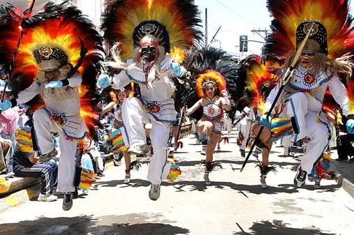 Tobas - Danza del Carnaval de Oruro