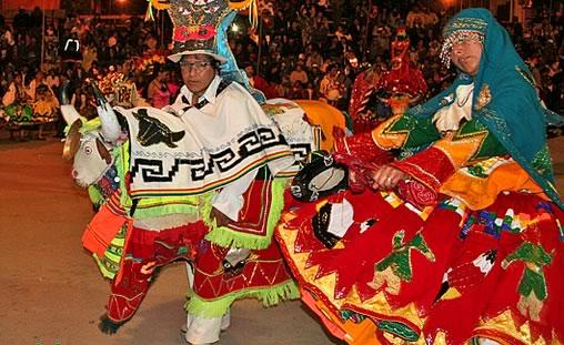 Waka Tokori - Danza del Carnaval de Oruro