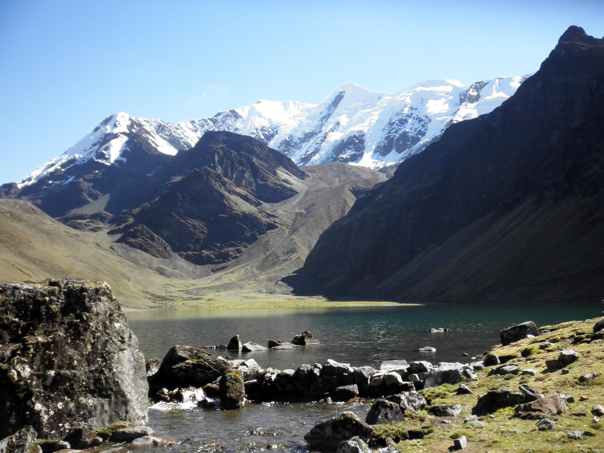 Parque Nacional Apolobamba