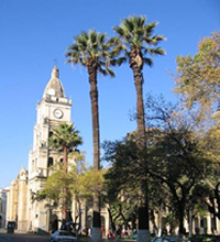 Cathedral of Cochabamba