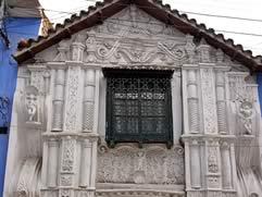 Casa de las Tres Portadas