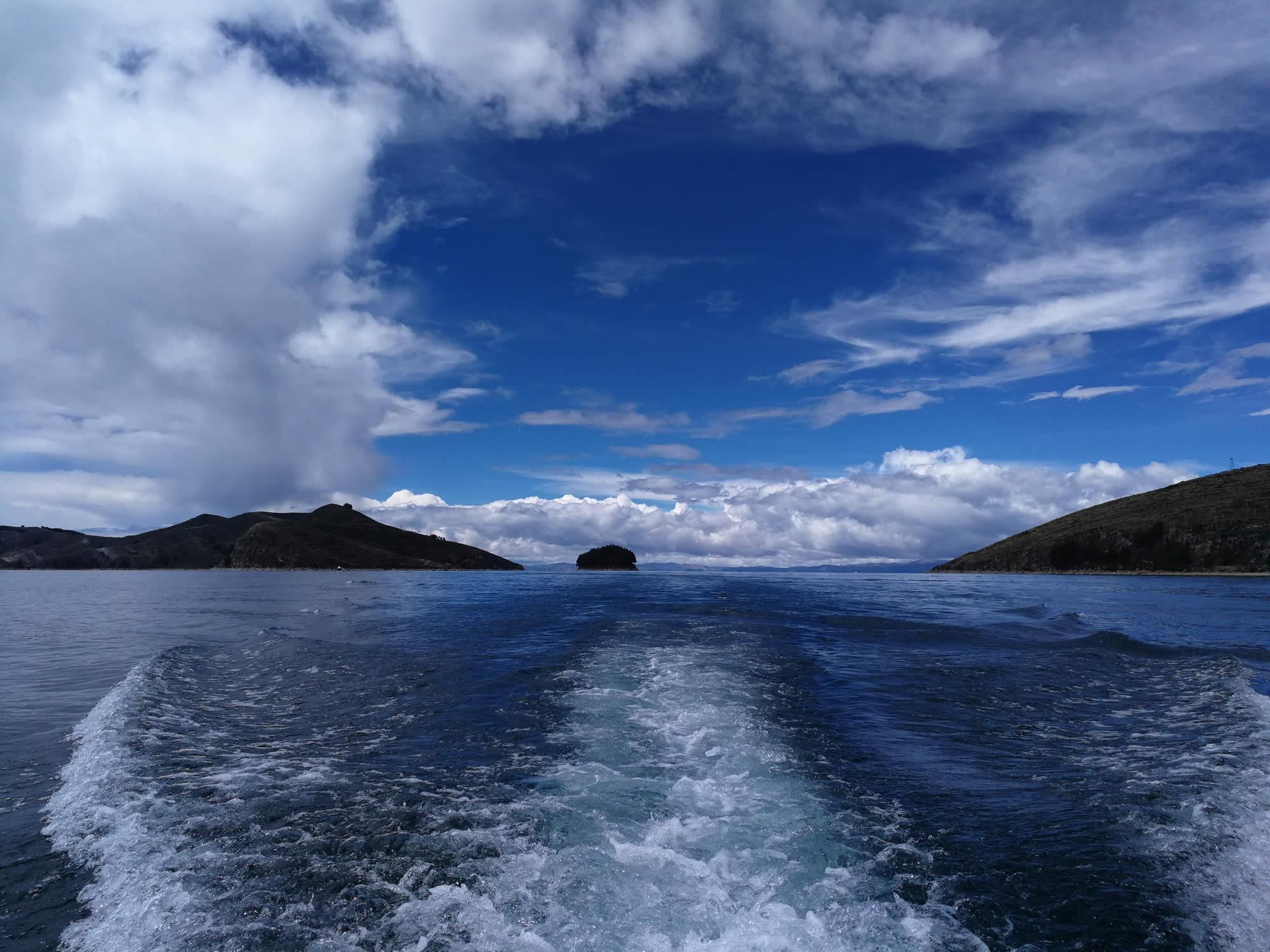 Lago Titicaca, Copacabana