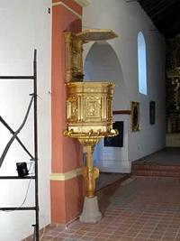 San Miguel de la Rancheria Church
