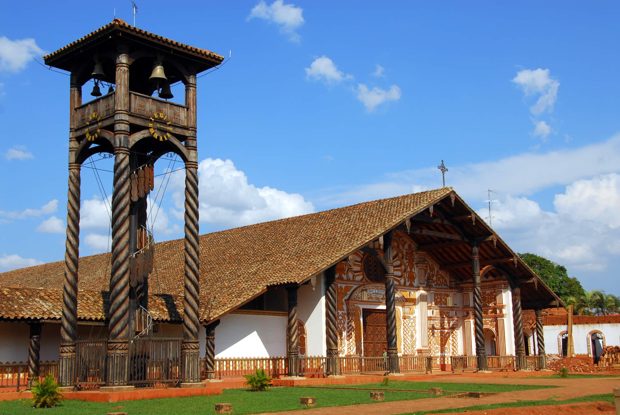 Misiones Jesuíticas, Santa Cruz