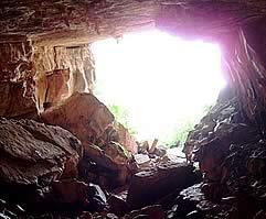 Umajalanta Cavern
