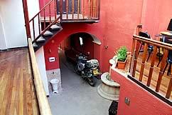 Carlos V Hostel, Potosi
