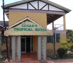 Cesar's Tropical Hotel, Villa Tunari