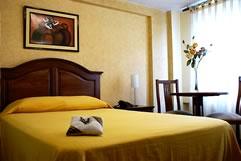 Cordillera Real Hotel, La Paz