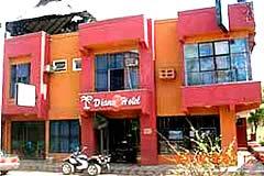 Diana Hotel, Pando