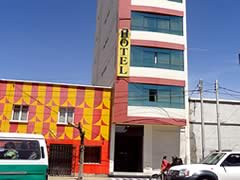 Hotel Beirut, Oruro