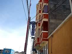 Hotel Virginia City, Oruro