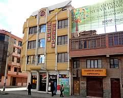 Hotel Bernal, Oruro