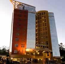 Casa Grande Hotel, La Paz