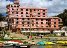 El Mirador Hotel, Copacabana