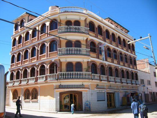 Hotel Las Kantutas, Copacabana