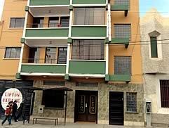 Hotel Lipton, Oruro