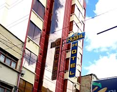 Hotel Regal, Oruro