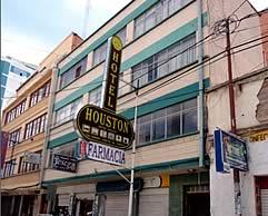 Hotel Houston, Oruro, Oruro