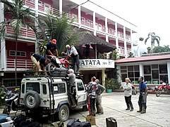 Jatata Inn Hotel, Caranavi