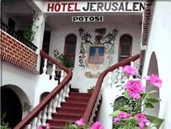 Jerusalem Hotel, Potosi