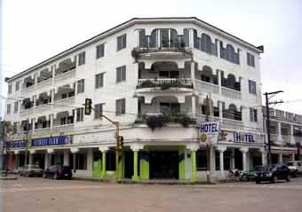 Moxos Palace, Trinidad