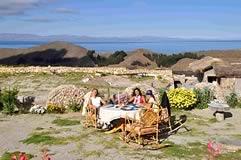 Refugio Ecologico Palla Khasa, Isla del Sol