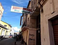 Residencial San Miguel, Oruro