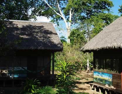 Albergue Tacuaral Lodge, San Buenaventura Rurrenabaque
