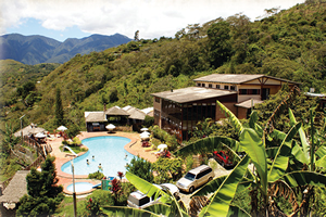 El Viejo Molino Hotel and Spa, Coroico