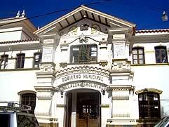Residencial Avenida, Villazon