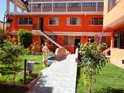 Hostal Central, Cochabamba