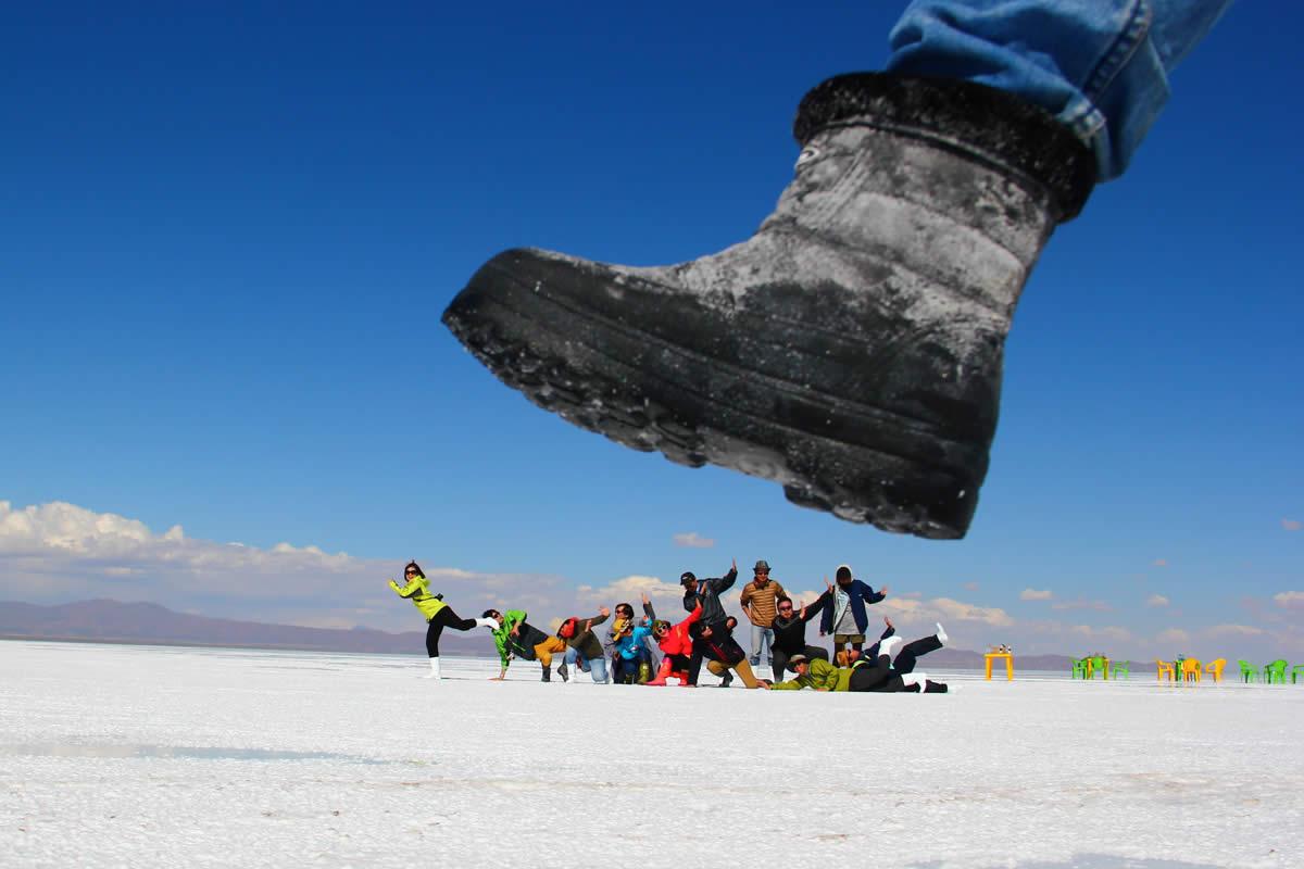 La Paz - Majestuoso Salar de Uyuni - La Paz, 1 Día, 2 Noches