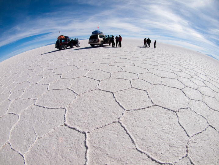 Salar de Uyuni y Lagunas de Colores - San Pedro de Atacama, 3 días, 2 noches